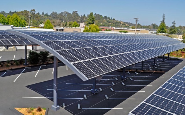Solar Carports Lower Your Electric Bill And Sheil Your