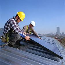 Solar Panel Installation, Whole House Solar System