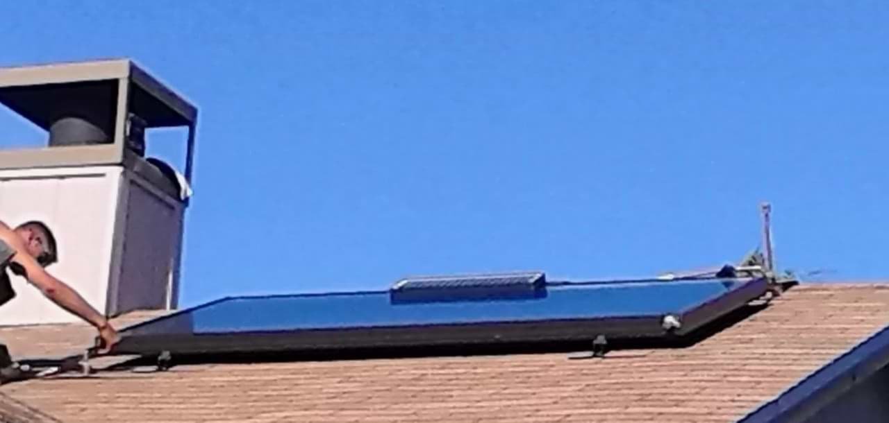 Solar Water Heater | Green Planet Solar Systems